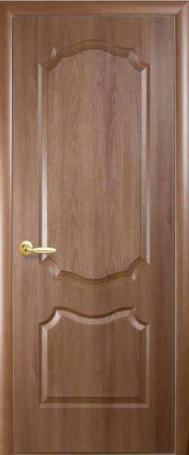Межкомнатная дверь Новый стиль Вензель глухое