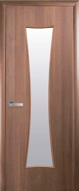 Межкомнатная дверь Новый стиль Часы