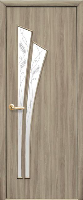 Межкомнатная дверь Новый стиль Лилия