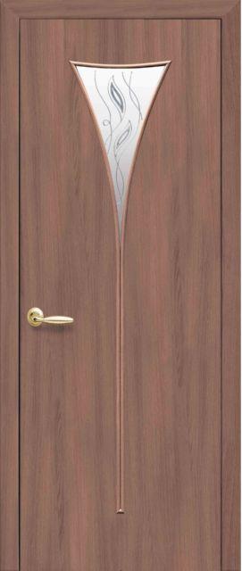 Межкомнатная дверь Новый стиль Бора