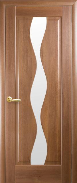 Межкомнатная дверь Новый стиль Волна
