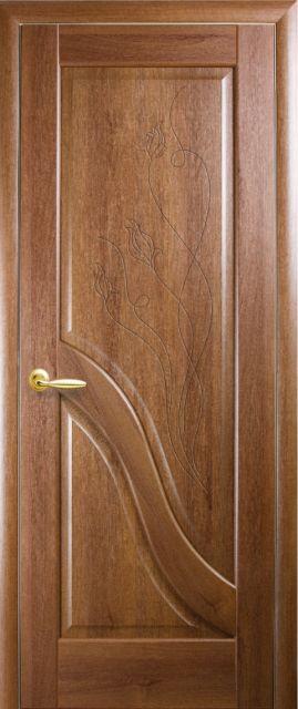 Межкомнатная дверь Новый стиль Амата глухое