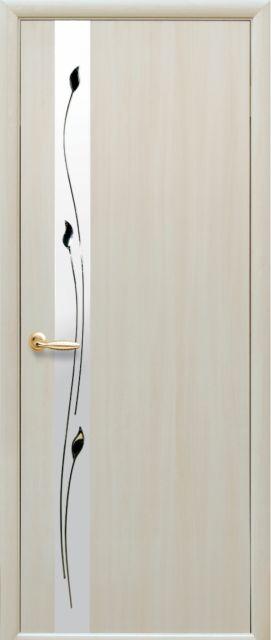 Межкомнатная дверь Новый стиль Злата