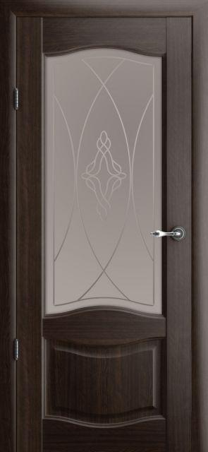 Межкомнатная дверь ALBERO Лувр