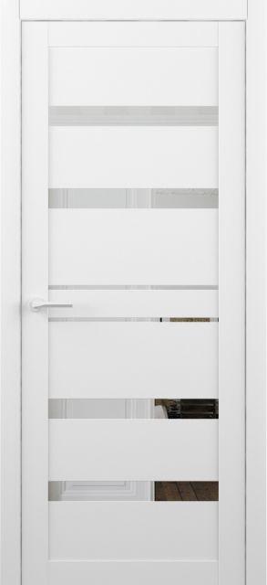 Межкомнатная дверь ALBERO Дрезден зеркало