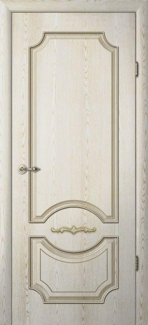 Межкомнатная дверь ALBERO Леонардо глухое