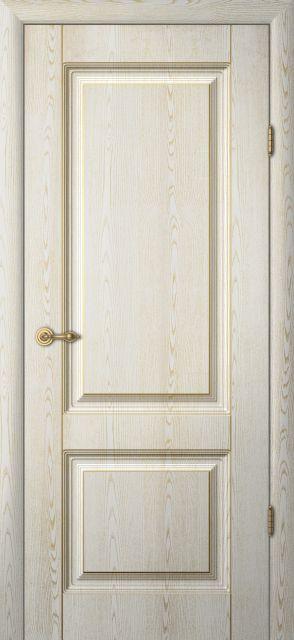 Межкомнатная дверь ALBERO Тициан глухое