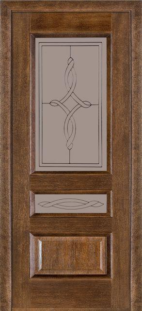 Межкомнатная дверь Terminus Caro 53