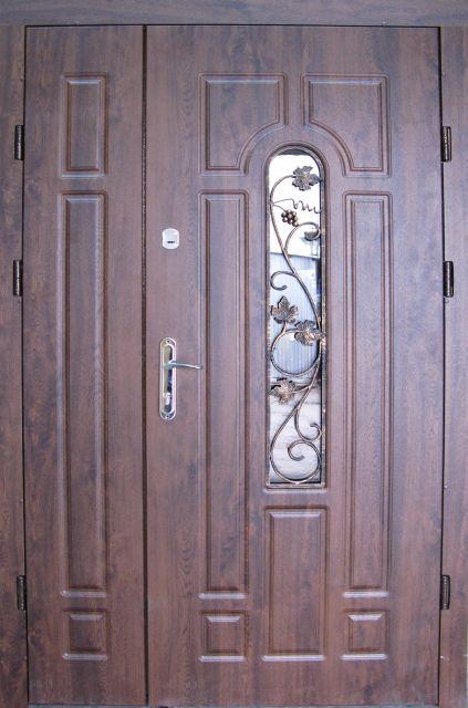 Входная дверь Redfort Арка ковка