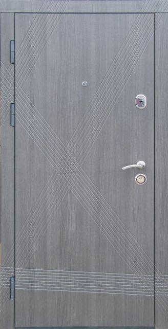 Входная дверь Redfort Диагональ 960 мм