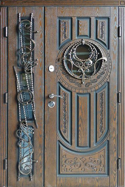 Входная дверь Блокпост Z 57-2пл