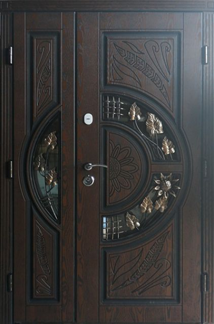 Входная дверь Блокпост C5-2пл (1200 мм)