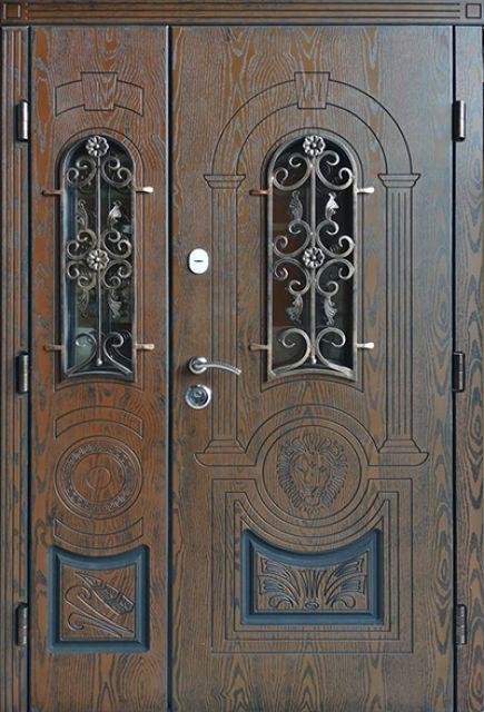 Входная дверь Блокпост Z 47-2пл