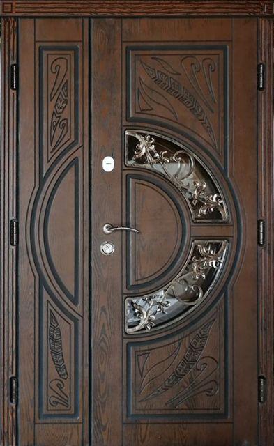 Входная дверь Блокпост Z114-1пл (1200 мм)