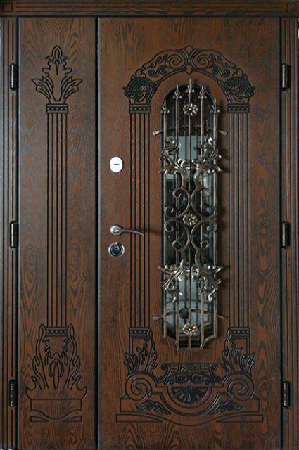 Входная дверь Блокпост Z 48-1пл