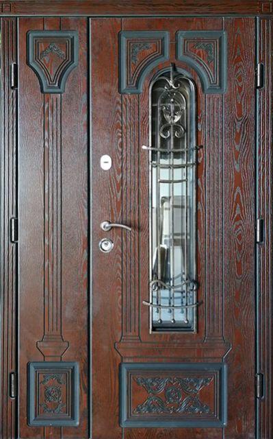 Входная дверь Блокпост Z180-1пл