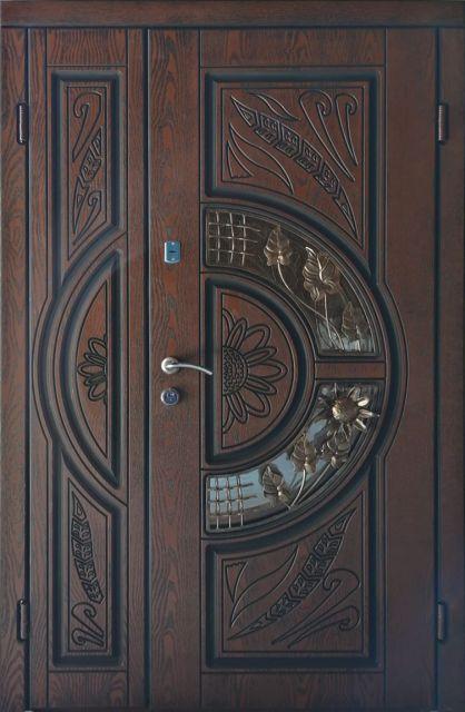 Входная дверь Блокпост C5-1пл