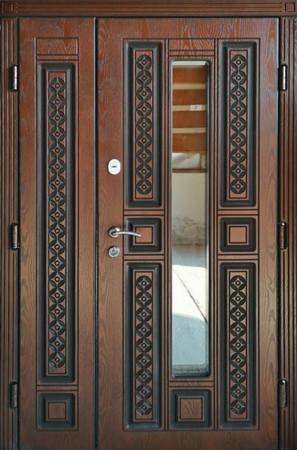 Входная дверь Блокпост Z 31-1пл (1200 мм)