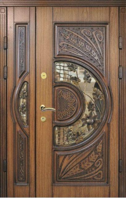 Входная дверь Блокпост Z111-2 (1200 мм)