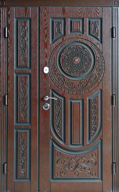 Входная дверь Блокпост E 83пл (1200 мм)