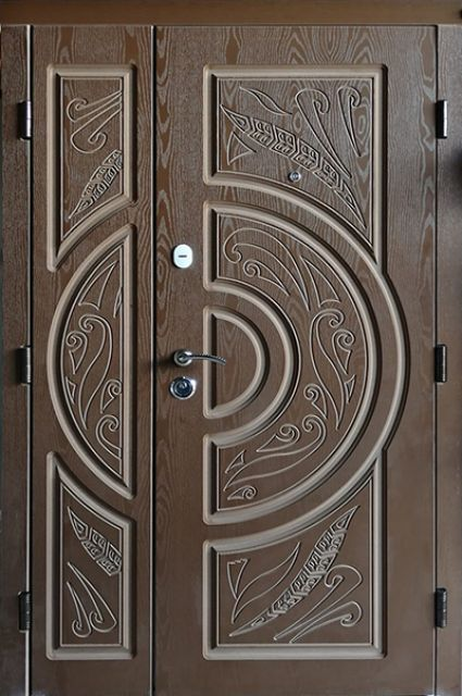 Входная дверь Блокпост B-3пл