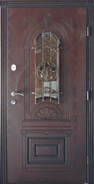 Входная дверь Блокпост Z 10пл (960 мм)