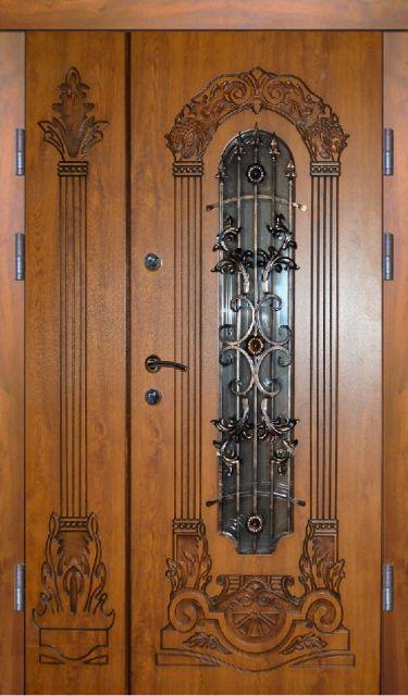 Входная дверь Блокпост Z 48-1