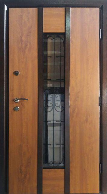 Входная дверь Блокпост Z249-L (960х2050) мм улица