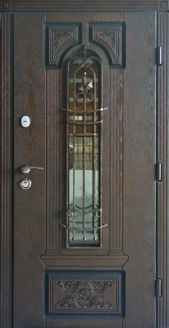 Входная дверь Блокпост Z180пл