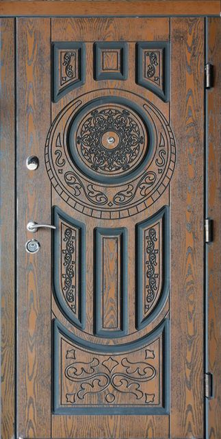 Входная дверь Блокпост A29пл (960 мм)