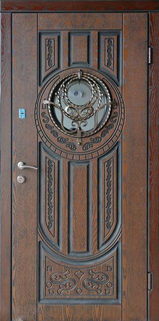 Входная дверь Блокпост Z 57пл (960 мм)