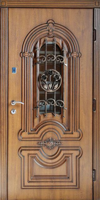 Входная дверь Блокпост Z255 (960х2050) мм улица