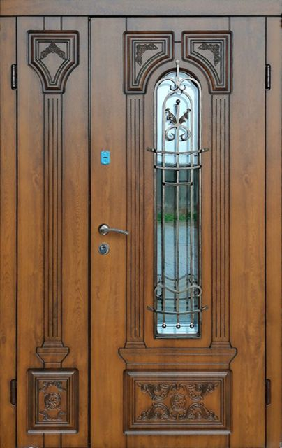 Входная дверь Блокпост Z180-1 (1200х2050) мм