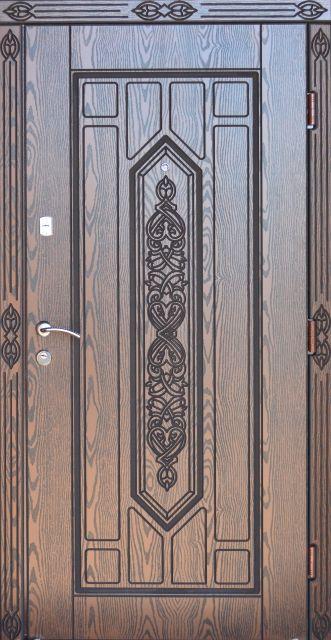 Входная дверь Блокпост D314пл