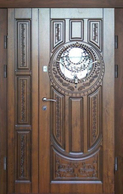 Входная дверь Блокпост Z 57-1