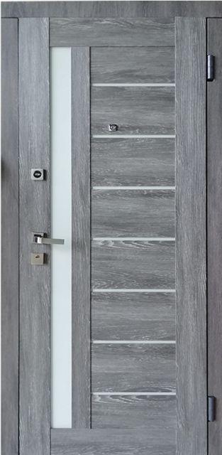 Входная дверь Блокпост D322