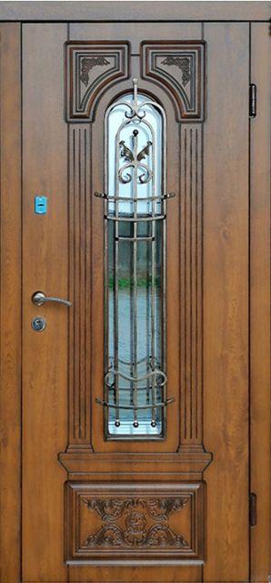 Входная дверь Блокпост Z180