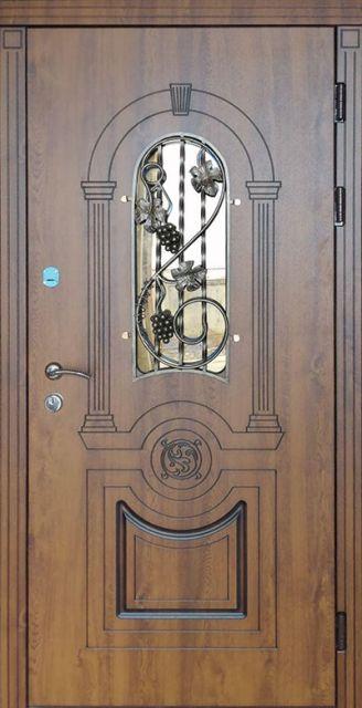 Входная дверь Блокпост Z 97