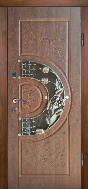 Входная дверь Блокпост Z134