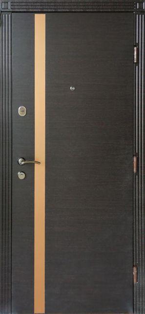 Входная дверь Блокпост D313