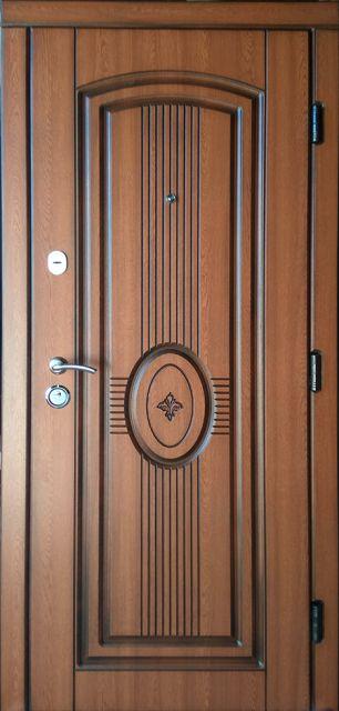 Входная дверь Блокпост D148