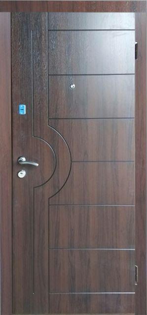 Входная дверь Блокпост D282