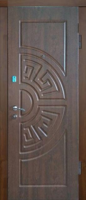 Входная дверь Блокпост D234