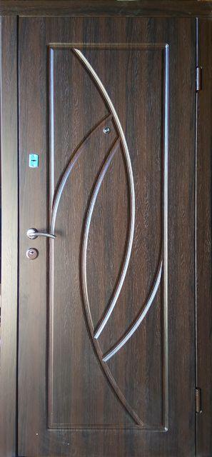Входная дверь Блокпост D 98