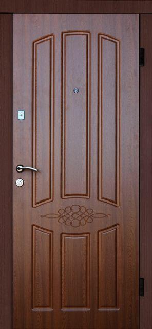 Входная дверь Блокпост D138
