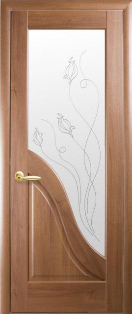 Межкомнатная дверь Новый стиль Амата