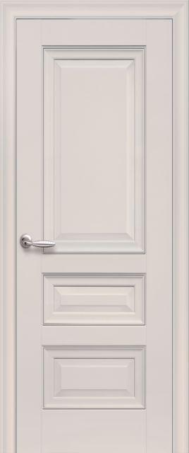 Межкомнатная дверь Новый стиль Статус глухое