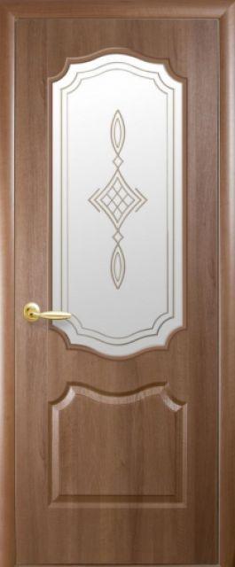 Межкомнатная дверь Новый стиль Вензель