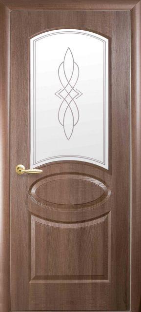 Межкомнатная дверь Новый стиль Овал