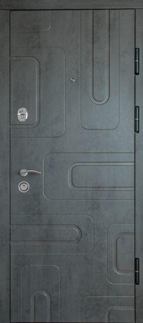 Входная дверь Министерство дверей П-3К-52